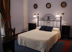 Hotel Alvar Fañez - Úbeda - Schlafzimmer