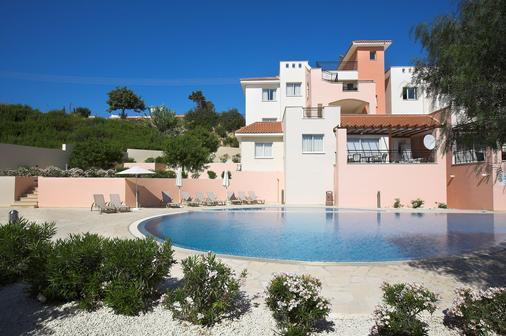 Chloraka Terrace Apartments - Paphos - Gebäude