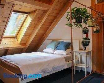 Haus am Wasserfall - Mellau - Bedroom
