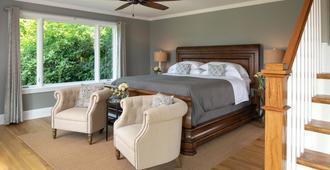 Arcady Vineyard Bed & Breakfast - Charlottesville - Bedroom