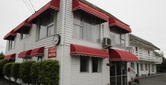 City Worcester Motel - Christchurch - Rakennus