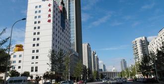 Tianjin Jinma Hotel - Tianjin - Outdoors view