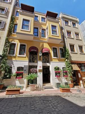 Ottopera Hotel - Istanbul - Toà nhà