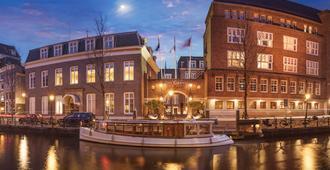 Sofitel Legend The Grand Amsterdam - Am-xtéc-đam - Toà nhà