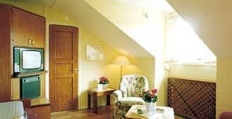 奧基迪酒店 - 哥德堡 - 哥德堡(瑞典) - 客廳