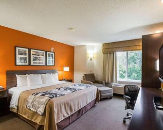 Sleep Inn and Suites Danville - Danville - Ložnice