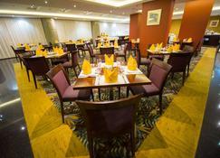 Mercure Jeddah Al Hamra - Jedda - Restaurante