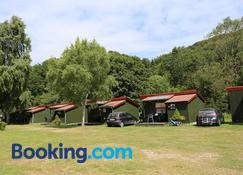 Randboldal Camping & Cabins - Randbøl - Living room