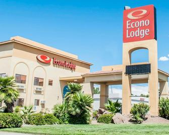 Econo Lodge - Las Cruces - Gebouw
