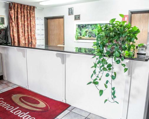 Econo Lodge - Las Cruces - Hành lang