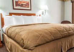 Econo Lodge - Las Cruces - Bedroom