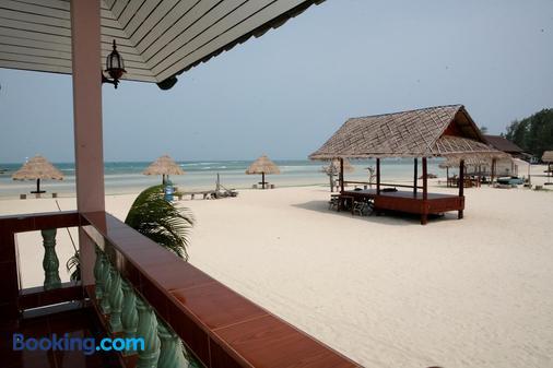 Nice Sea Resort - Ko Pha Ngan - Beach