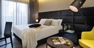 Leonardo Boutique Jerusalem - Jerusalem - Bedroom