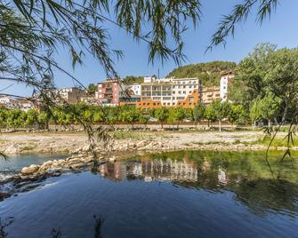 Hotel Rosaleda del Mijares - Montanejos - Außenansicht