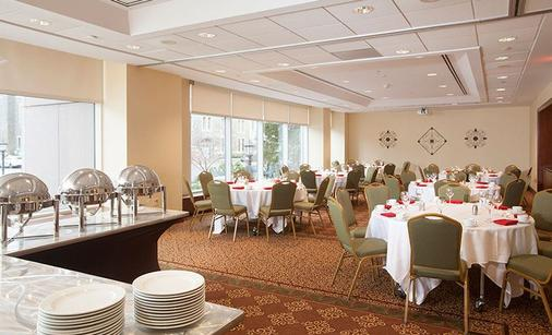 The Statler Hotel at Cornell University - Ithaca - Banquet hall