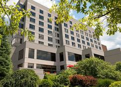The Statler Hotel at Cornell University - Ithaca - Building