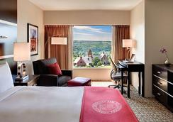 The Statler Hotel at Cornell University - Ithaca - Bedroom