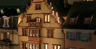 La Maison des Têtes - Relais & Châteaux - Colmar - Edificio