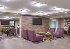 巴爾的摩華盛頓國際機場拉昆塔套房酒店 - 林夕昆高地 - 林夕昆高地 - 休閒室