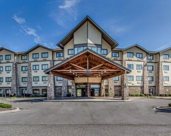 Comfort Inn and Suites Scottsboro Highway 72 East - Скоттсборо - Building