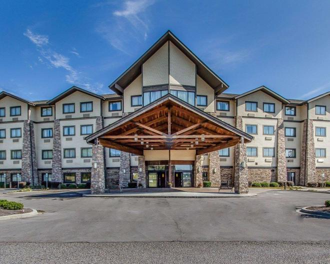Comfort Inn and Suites Scottsboro Highway 72 East - Scottsboro - Edificio