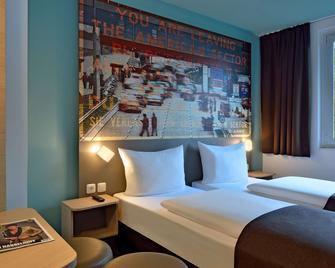 B&B Hotel Berlin-Dreilinden - Kleinmachnow - Schlafzimmer