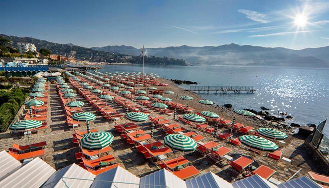 Best Western Regina Elena - Santa Margherita Ligure - Παραλία