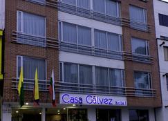 加爾韋斯民宿酒店 - 馬尼紮雷斯 - 馬尼薩萊斯 - 建築