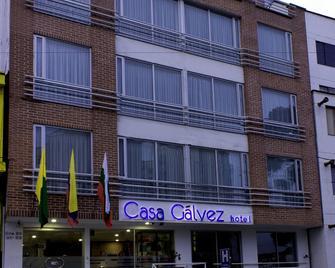 Hotel Casa Galvez - Manizales - Edificio