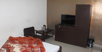 Hotel Soma DX - ניו דלהי - חדר שינה