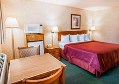 Quality Inn and Suites Bremerton - Bremerton - Makuuhuone