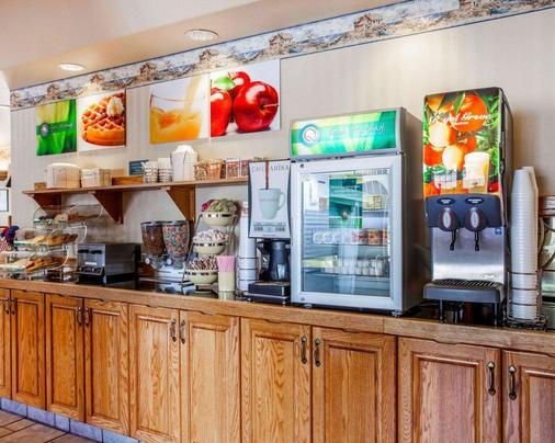 Quality Inn & Suites - Bremerton - Buffet