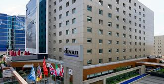 Divan Istanbul City - Istanbul - Edificio