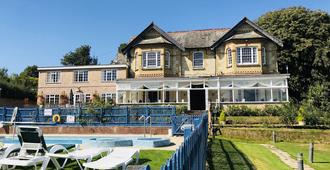 Luccombe Manor Country House Hotel - Shanklin - Edificio