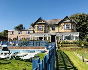 Luccombe Manor Country House Hotel - Shanklin - Toà nhà