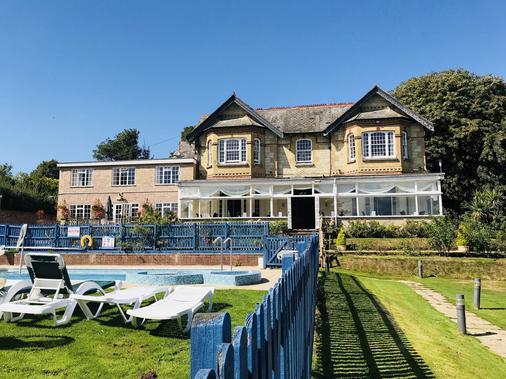Luccombe Manor Country House Hotel - Shanklin - Rakennus