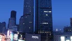 Tangla Hotel Tianjin - Tianjin - Byggnad