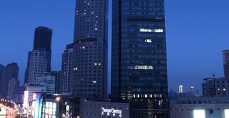 Tangla Hotel Tianjin - Tianjin - Building