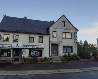 Black Bear Bikers Pub-Hotel - Kempfeld - Building