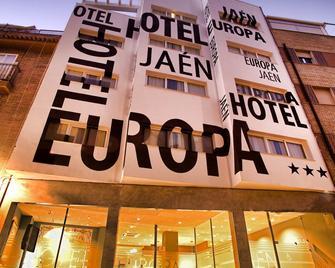 Hotel Europa Jaen - Jaén - Edificio