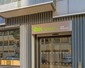 ibis Styles Laval Centre Gare - Laval - Building