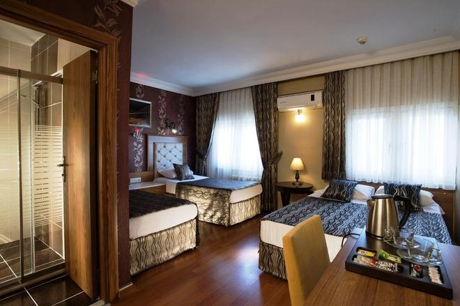 Blanche City Hotel - Istanbul - Bedroom