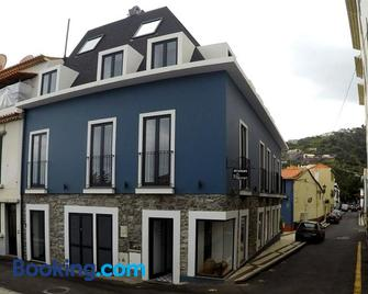 Albergaria O Professor - Santa Cruz (Madeira) - Building