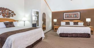 Super 8 by Wyndham Deadwood/Black Hills Area - Deadwood - Bedroom