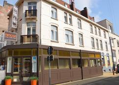 Hotel Kristoffel - Middelkerke - Building