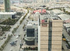 Hm Commerce Hotel - Ankara - Outdoor view