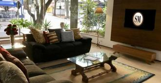 Hotel San Marco - São José dos Campos - Living room