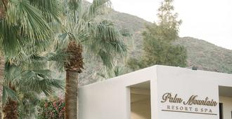 Palm Mountain Resort & Spa - Palm Springs - Vista del exterior