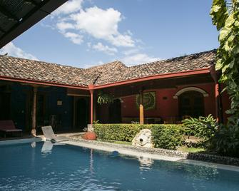 Hotel Casa del Consulado - Granada - Piscina