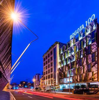 Bogotá 100 Design Hotel - Bogotá - Gebäude